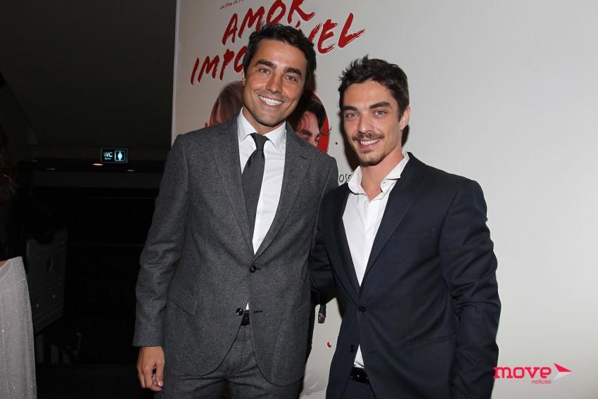 Ricardo Pereira e José Mata