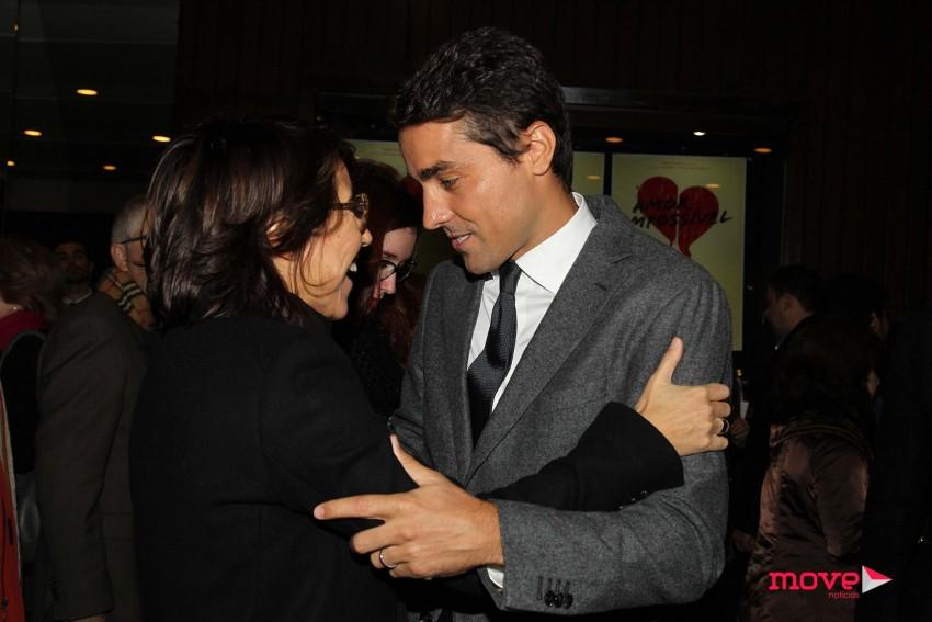 Gabriela Sobral e Ricardo Pereira