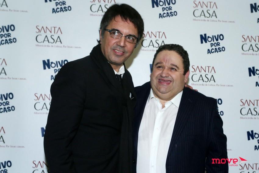 Fernando Pereira e Fernando Mendes