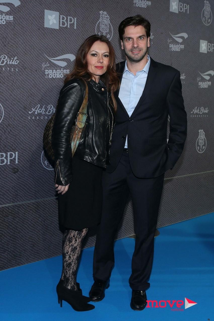 Edo Bosch e Susana Castro
