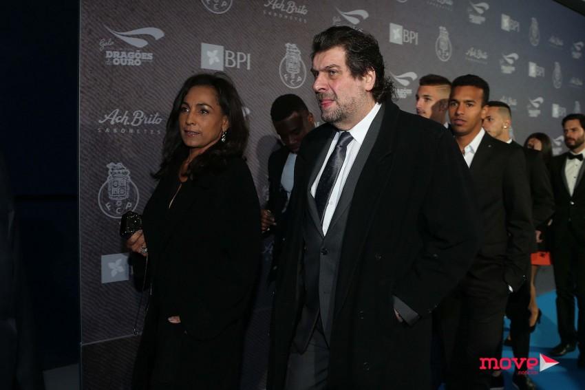 Luís Jardim e Teresa Silveira