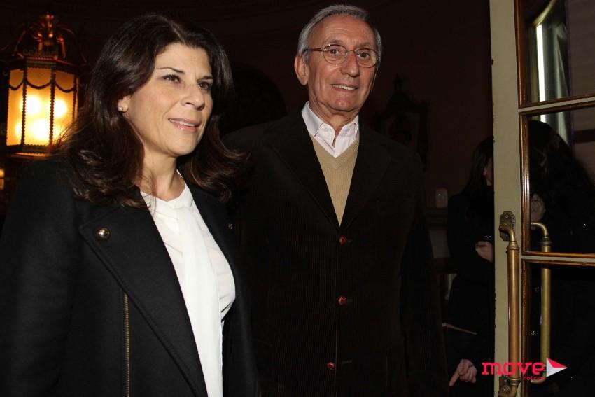 Júlio Isidro e Sandra  Barros
