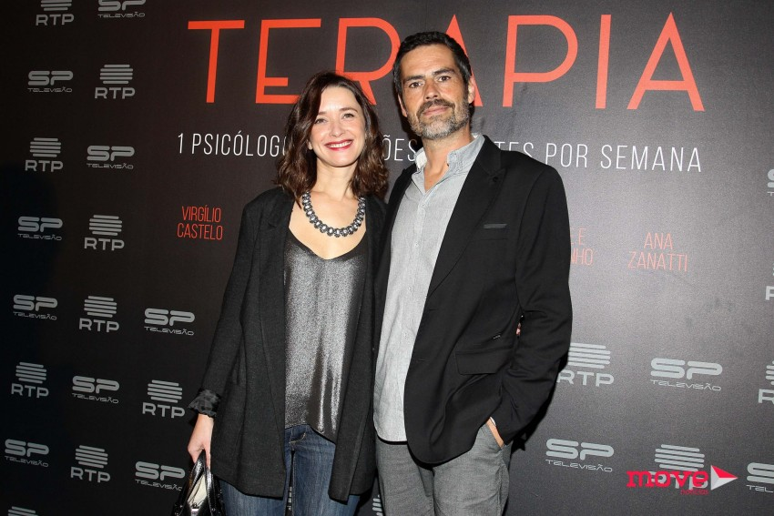 Maria João Pinho e Filipe Duarte