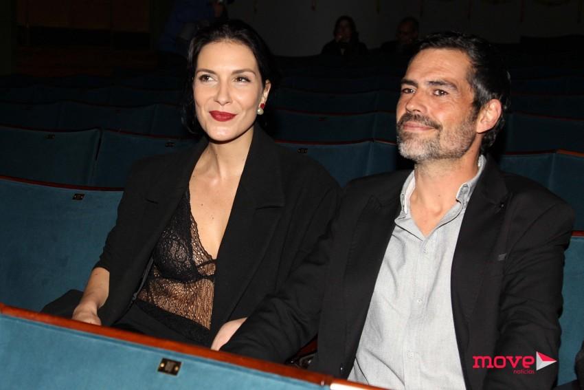 Soraia Chaves e Filipe Duarte