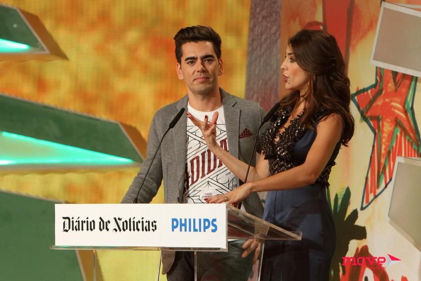 Pedro Fernandes e Catarina Furtado