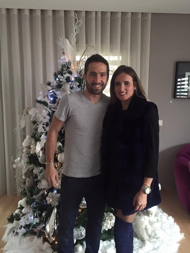 João Moutinho e Ana Sofia Gomes foram pais de mais uma menina: Vitória.