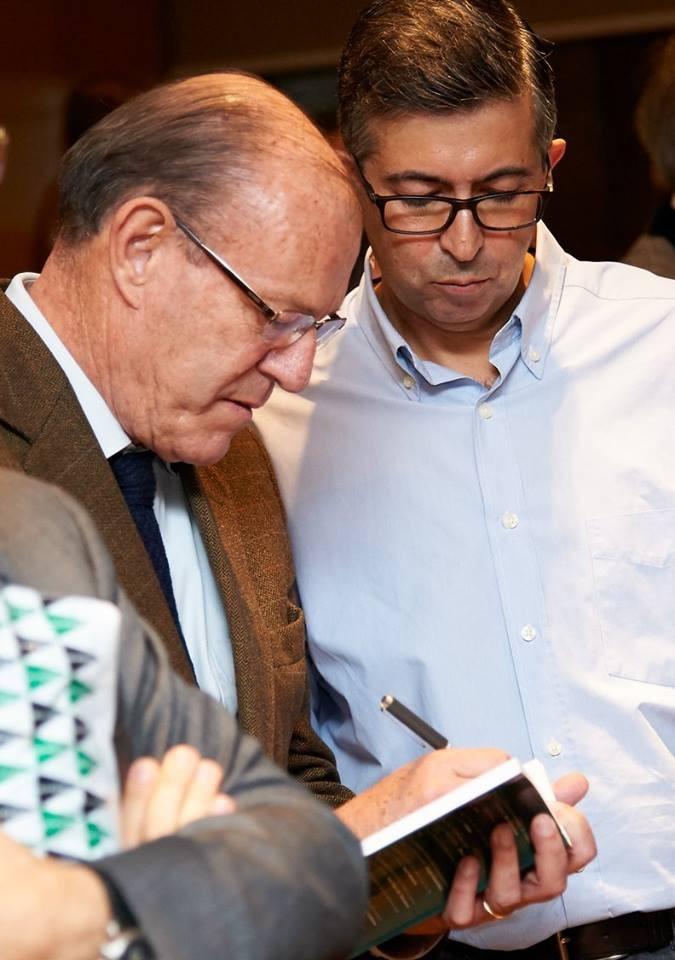 António Carmona Rodrigues e João Pedro Bandeira
