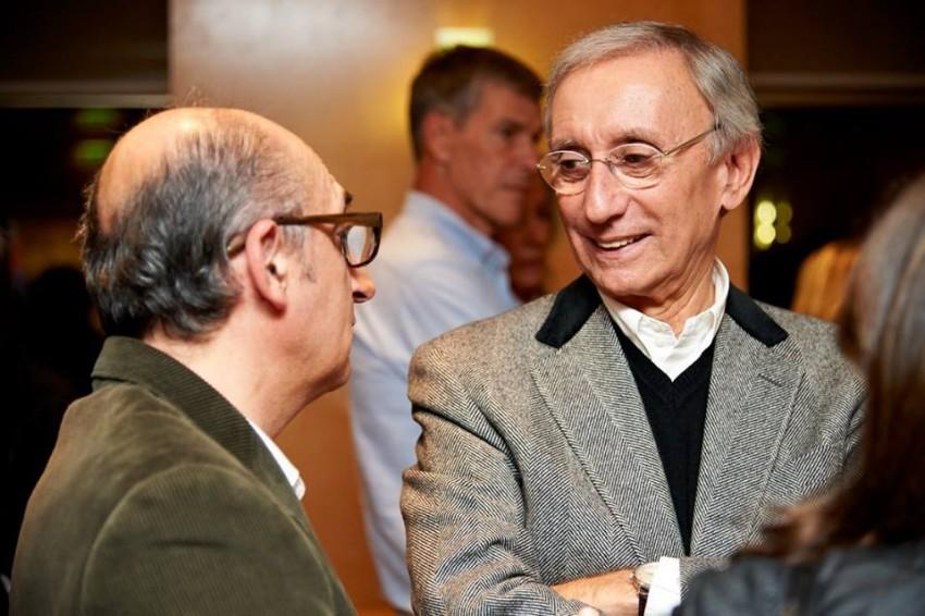 António Cordeiro e Júlio Isidro