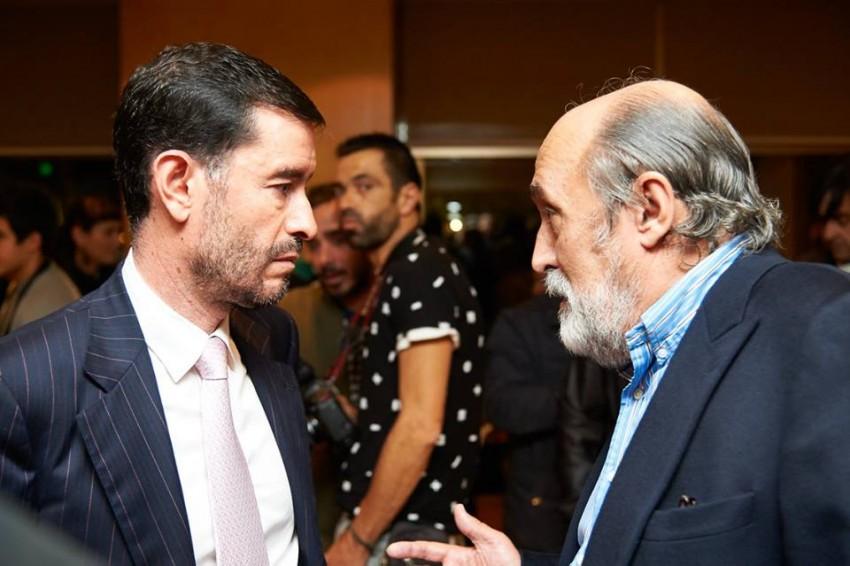 Miguel Frasquilho e José Dias Ferreira