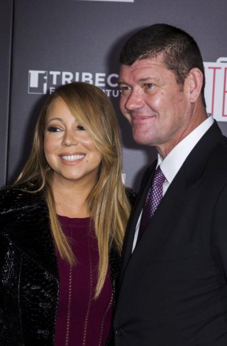 Mariah Carey e James Packer