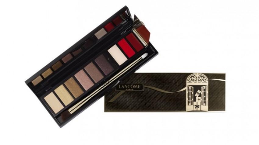 Palette de maquilhagem para lábios e olhos 29 Faubourg Saint Honoré, de Lancôme. À venda em exclusivo no El Corte Inglês por 65,01 euros