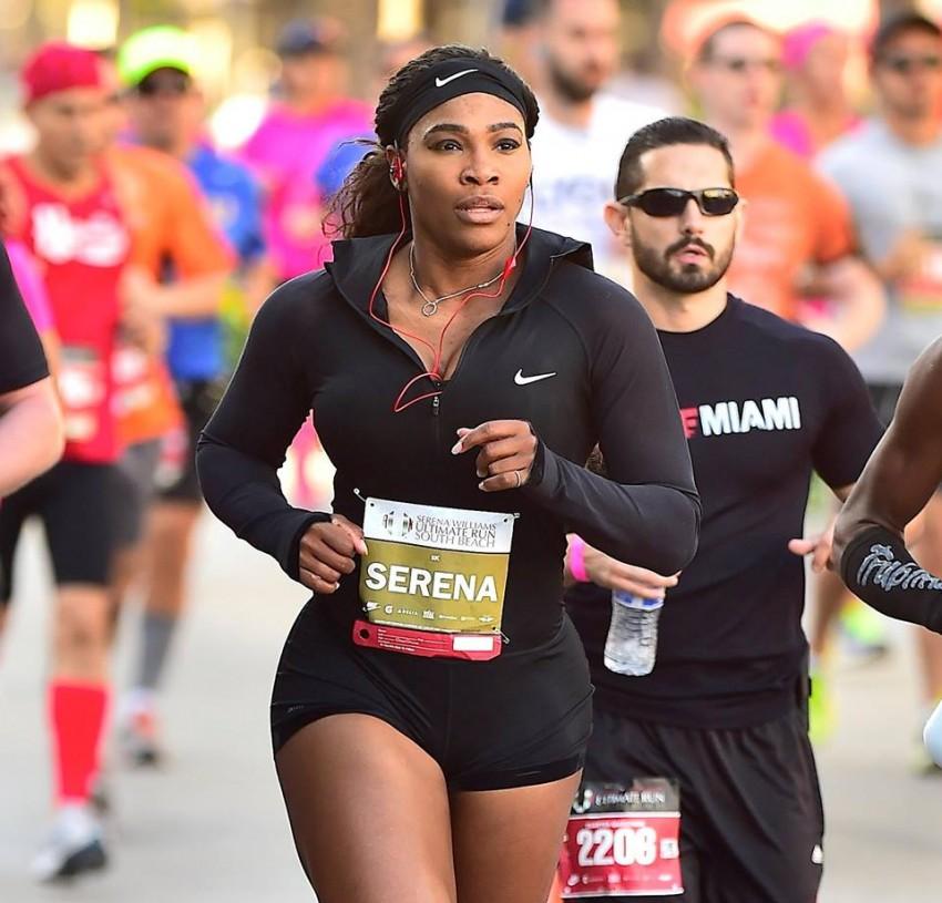 9. Serena Williams