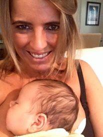 Sofia Fernandes deu à luz a Sebastião.