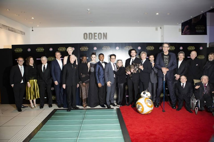Star Wars estreia Londres5