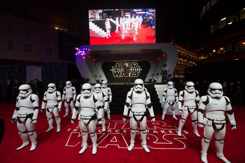 Star Wars estreia Londres8