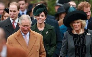 familia real britanica missa