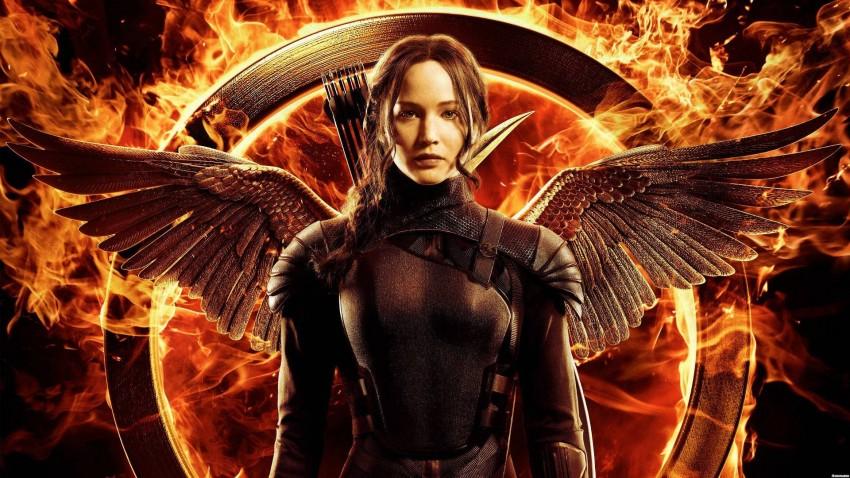"""Filme """"The Hunger Games - Em Chamas"""", dia 25 de dezembro, às 23h15, na SIC."""