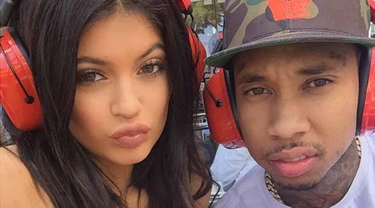 Kylie Jenner e Tyga