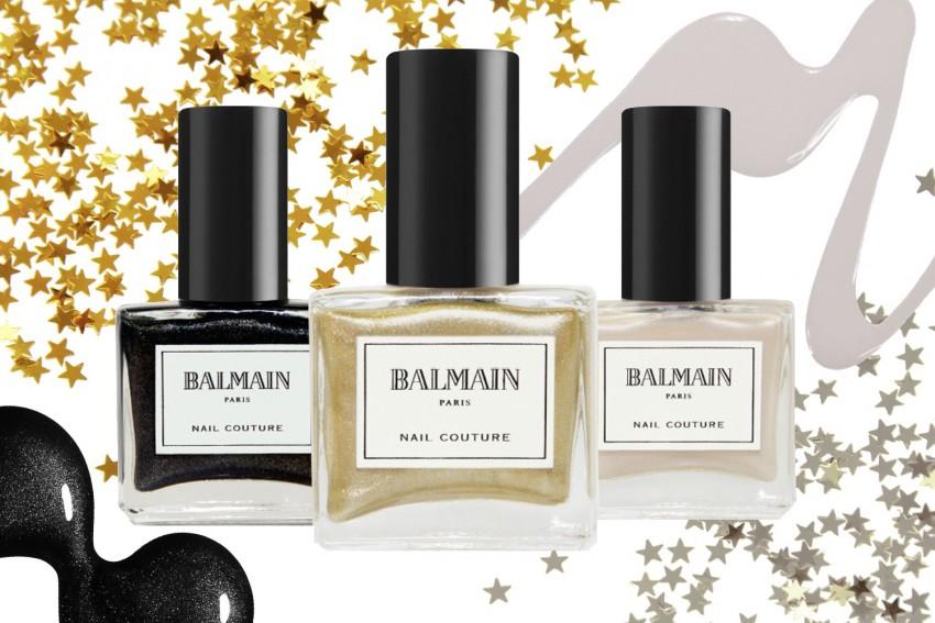 Balmain Paris Nail Couture Gift Set (110 dólares)