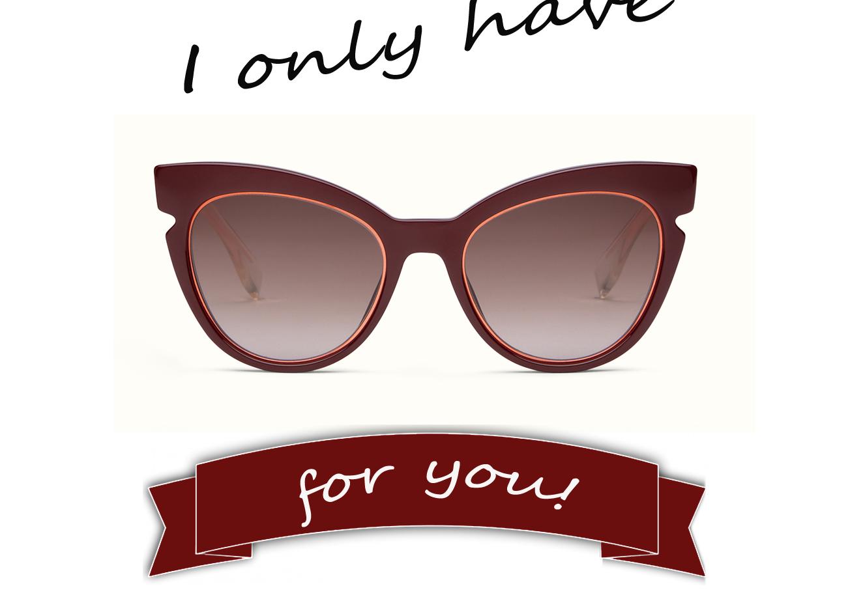 Dia Dos Namorados: Óptica Da Boavista Sugere óculos Fendi Para O Dia Dos