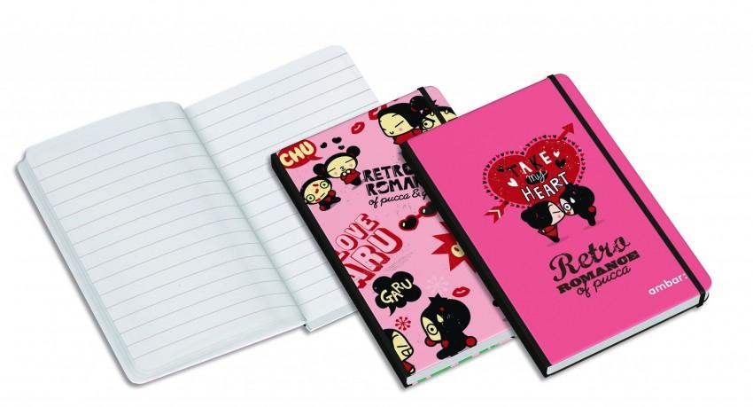 AMBAR _Notebook_A6_PVP recomendado. 4.54 euros