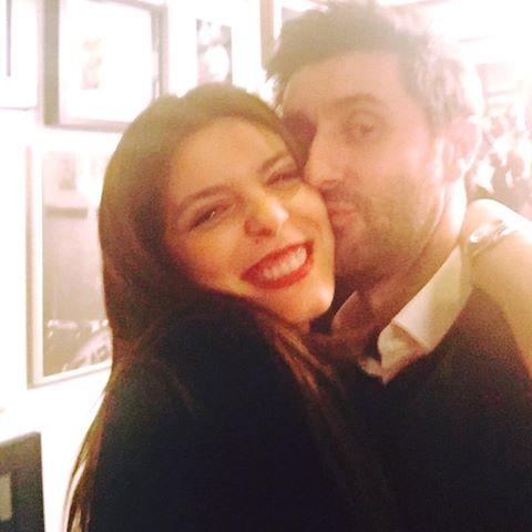 Andreia Rodrigues e Daniel Oliveira