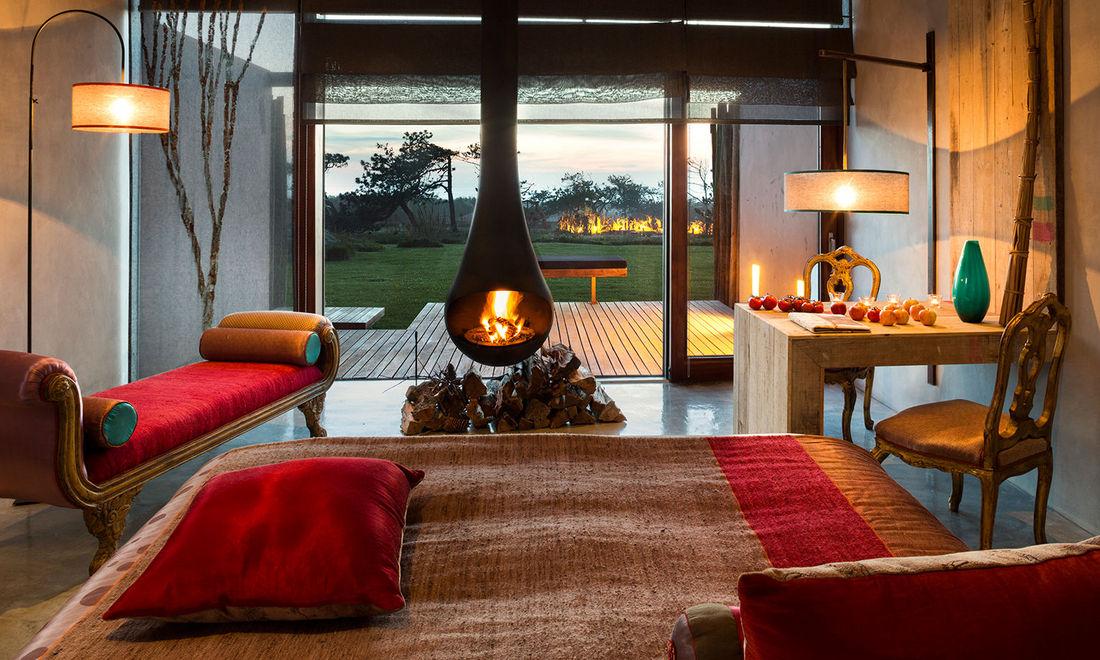 seixo para jardim em belem:Areias do Seixo Charm Hotel, em Portugal, é o resultado do sonho de