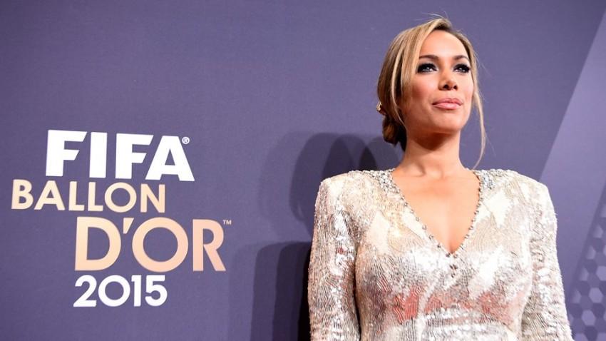 A cantora Leona Lewis