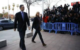 Arranca el juicio contra la infanta Cristina y su marido por fraude fiscal