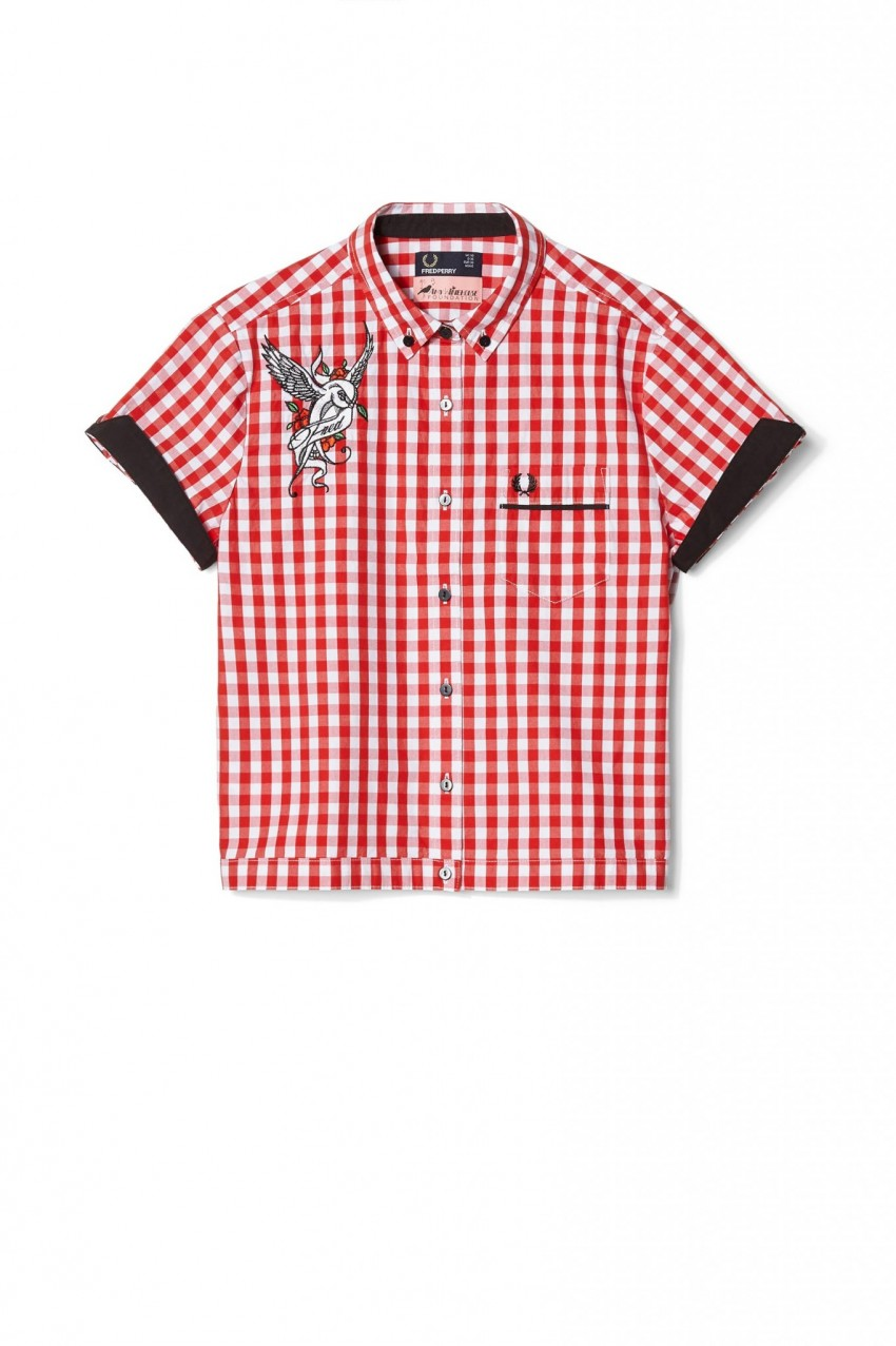 FRED PERRY PVP 100 EUROS