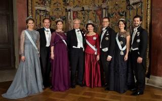 Familia real suecca