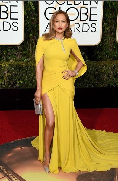 Globos_2016 Jennifer Lopez