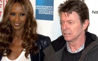 Iman David Bowie