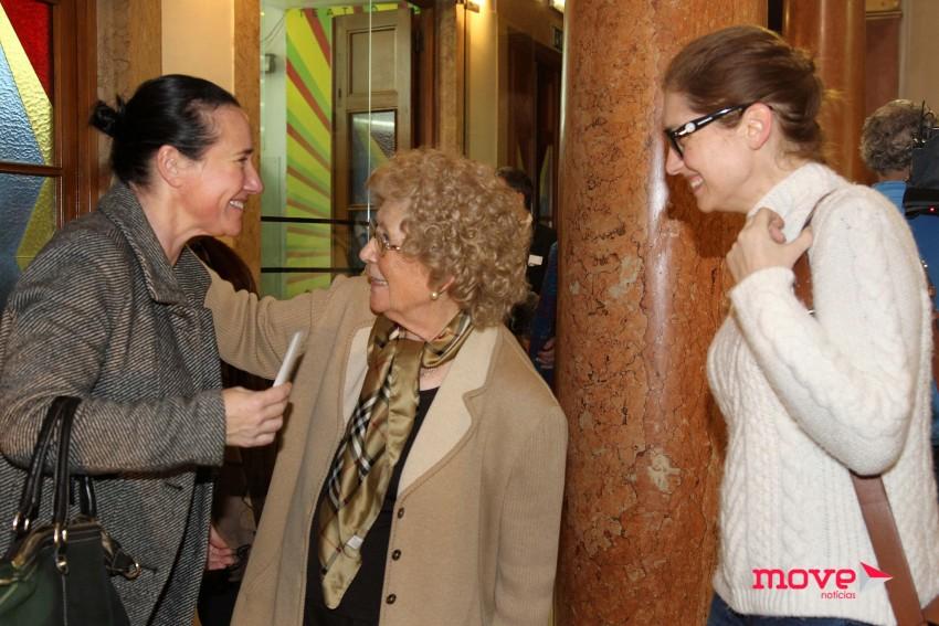Sofia Nicholson e Manuela Maria