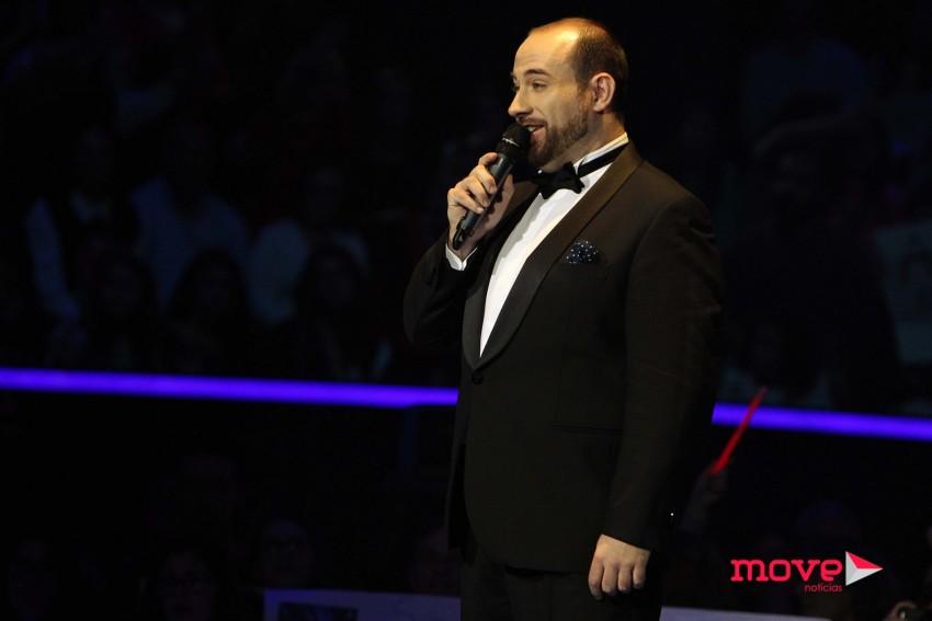"Sérgio Sousa interpretou ""My way"""