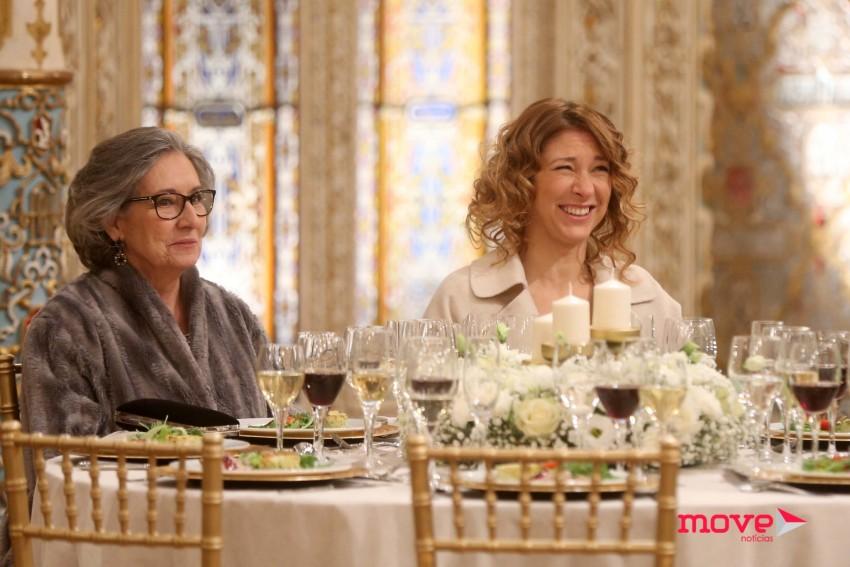 Margarida Carpinteiro e Adelaide Sousa