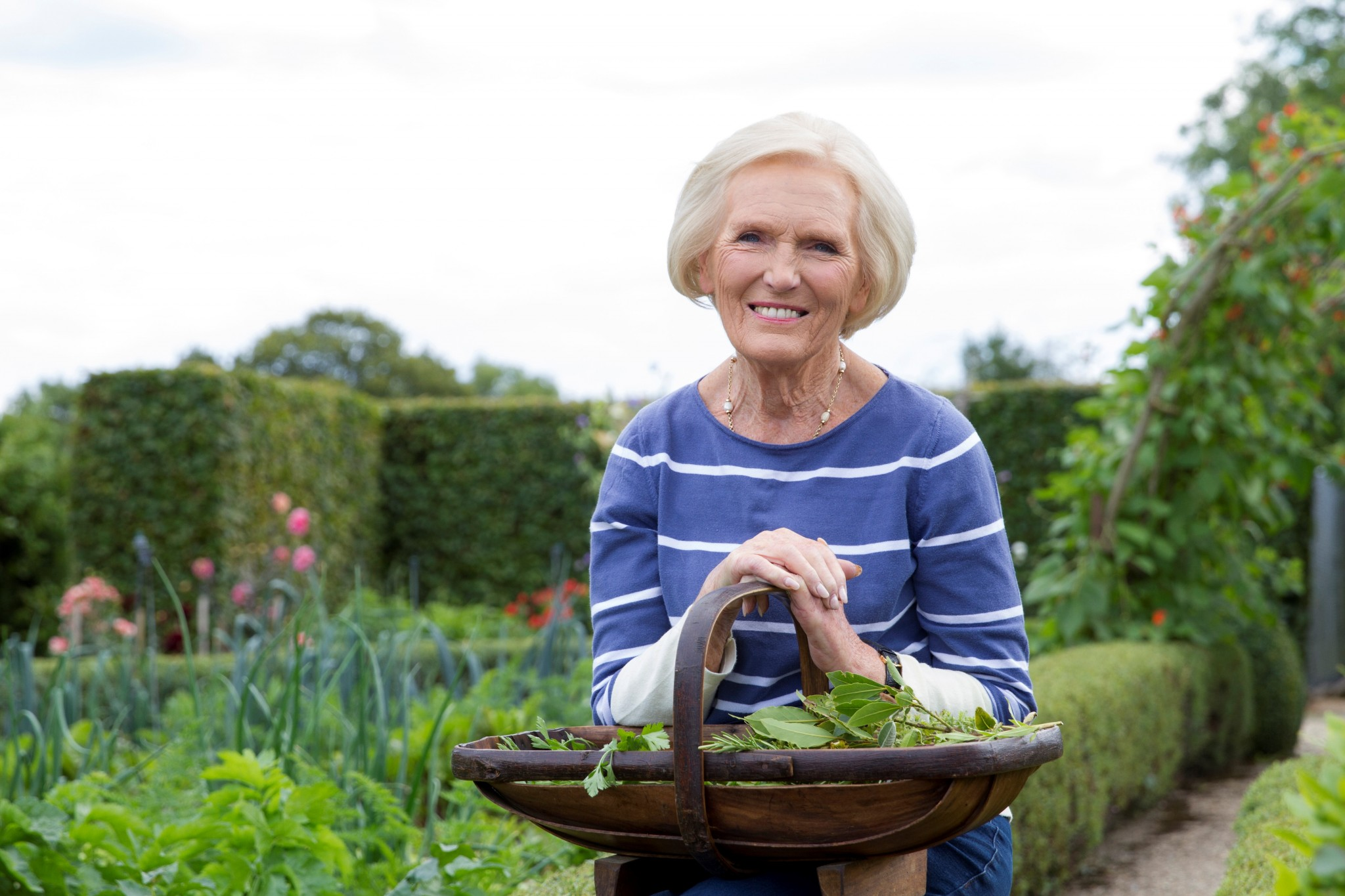 Mary Berry II