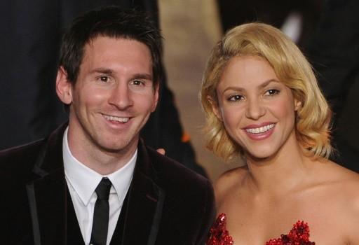 Messi Shakira
