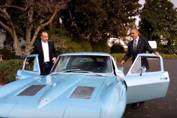 Obama Seinfeld