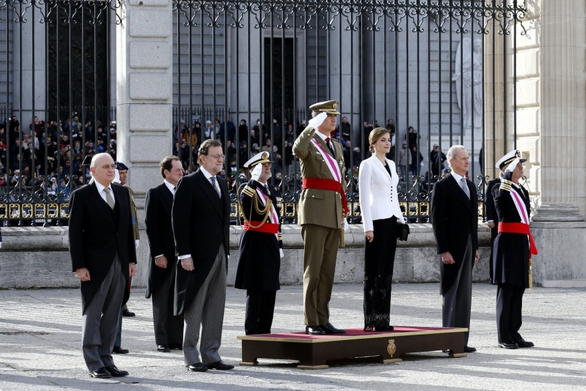 Reis Espanha Pascoa Militar2