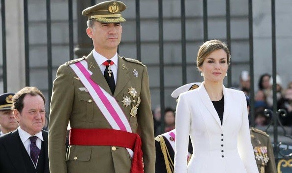 Reis Espanha Pascoa Militar5