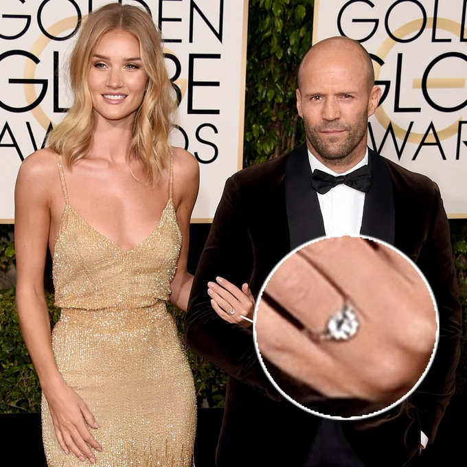 Rosie Huntington-Whiteley Jason Statham1