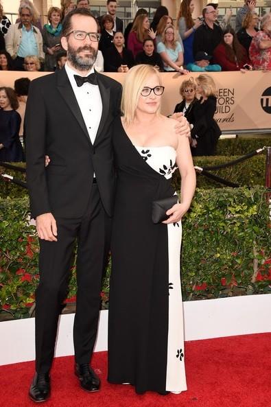 Patricia Arquette e Eric White
