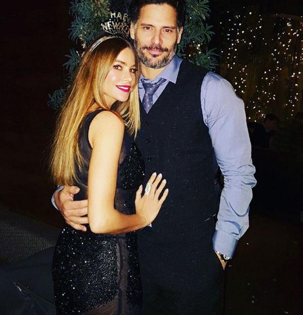 Sofia Vergara e Joe Manganiello