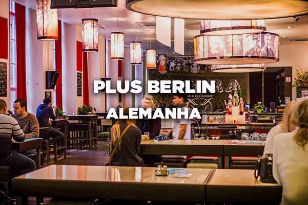 PLUS Berlin, Berlim, Alemanha – Vencedor de Melhor Hostel XL do Mundo