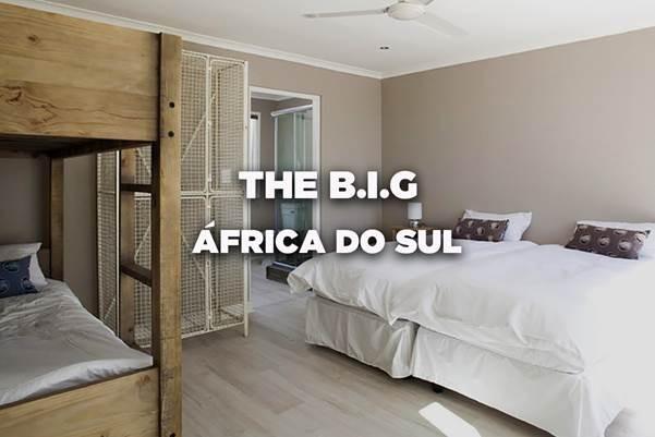 The B.I.G, Cidade do Cabo, África do Sul - Vencedor de Melhor Hostel de África