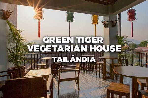 Green Tiger Vegetarian House, Chiang Mai, Tailândia - Vencedor de Melhor Hostel da Ásia