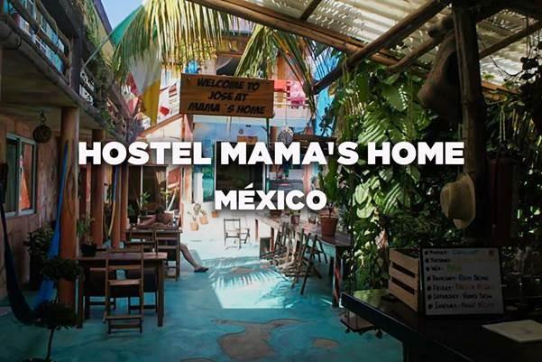 Mama's Home, Tulum, México - Vencedor de Melhor Hostel na América do Norte