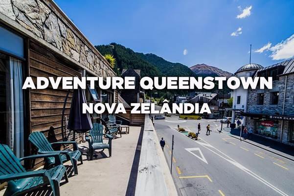 Adventure Queenstown, Queenstown, Austrália - Vencedor de Melhor Hostel da Oceânia