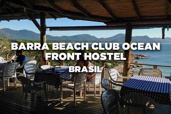 Barra Beach Club Oceanfront Hostel, Florianópolis, Brasil - Vencedor de Melhor Hostel da América Latina